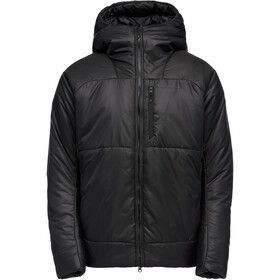 Black Diamond Belay Parka Heren, black